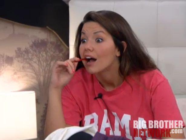 Danielle Murphree – Big Brother 14
