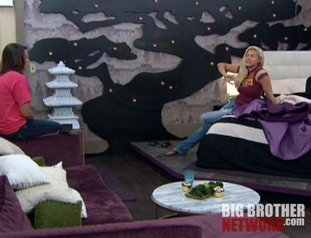 Big Brother 14 – Janelle and Danielle