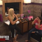 Janelle and Danielle - Big Brother 14