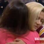 Janelle and Danielle hug - Big Brother 14