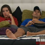 Big Brother 14 - Danielle and Shane