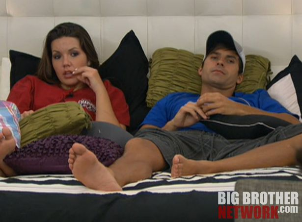 Big Brother 14 – Danielle and Shane