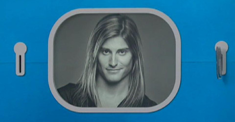 Wil Heuser memory wall pic - Big Brother 14