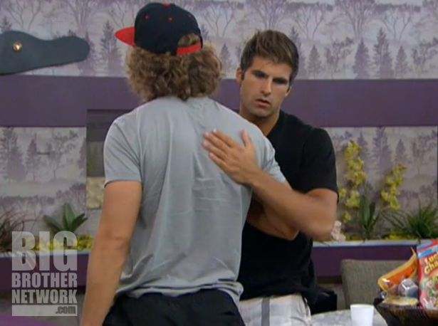 Shane and Frank on Big Brother 14