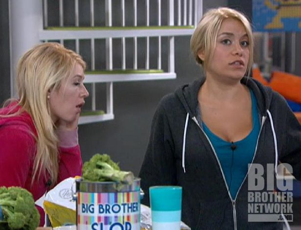 Big Brother 14 – Britney and Ashley