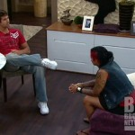 Jenn and Shane on Big Brother 14