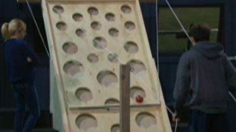 Big Brother 14 Week 7 HoH Competition practice