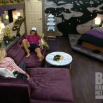 Frank and Britney on Big Brother 14