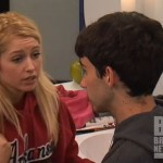 Britney and Ian on Big Brother 14