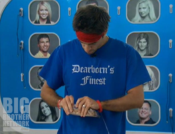 Dan nominated on Big Brother 14