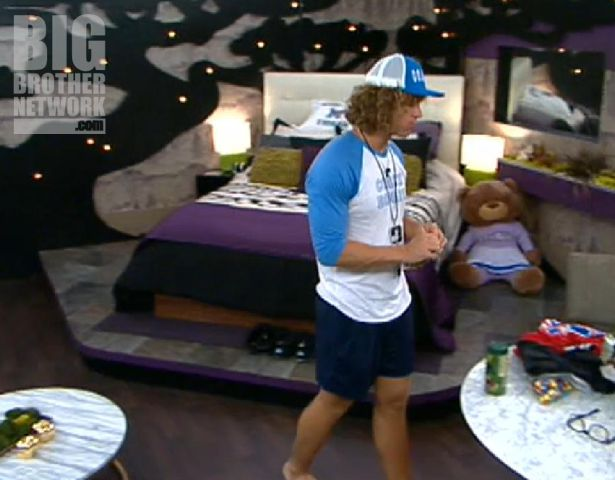 HoH Frank on Big Brother 14