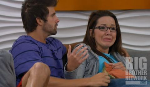 Big Brother 14 - Shane and Danielle