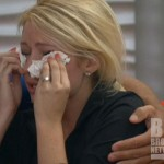 Britney crying after the Veto on Big Brother 14