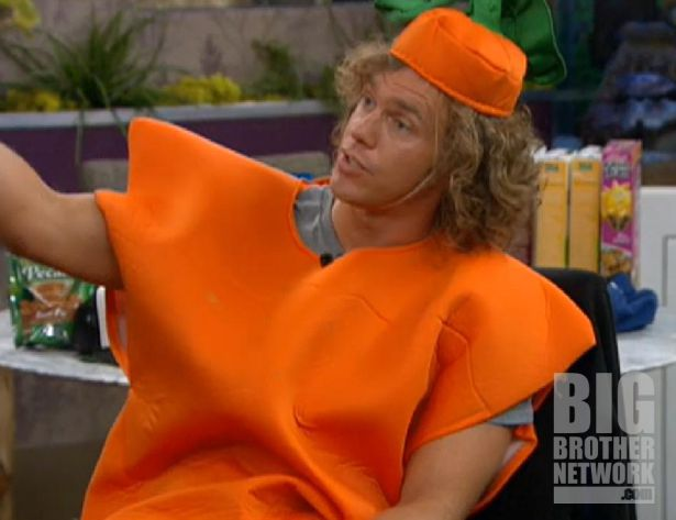 Big Brother 14 – Frank after Veto comp