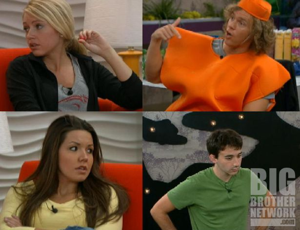 Big Brother 14 – HGs after Veto comp