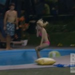 Britney Haynes on Big Brother 14