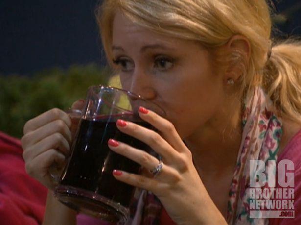 Britney Haynes on Big Brother 14