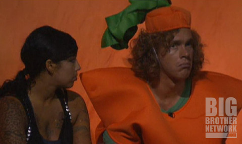 Big Brother 14 - Jenn and Frank