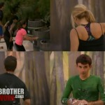 Big Brother 14 Endurance Competition - Swamped
