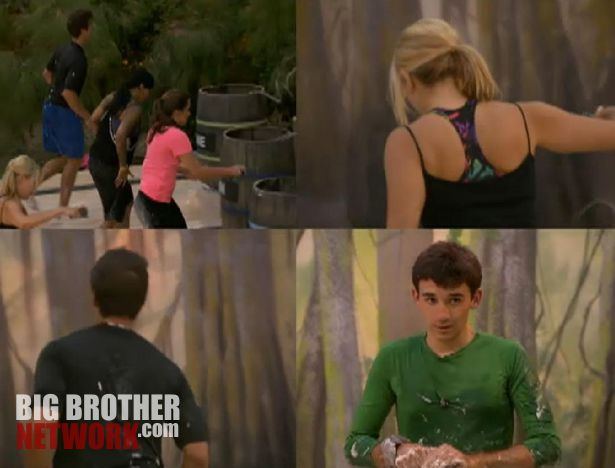 Big Brother 14 Endurance Competition – Swamped