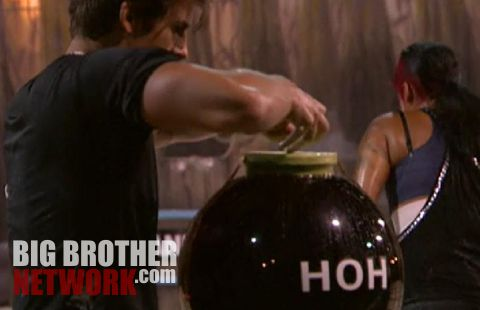 Big Brother 14 – Shane wins HoH