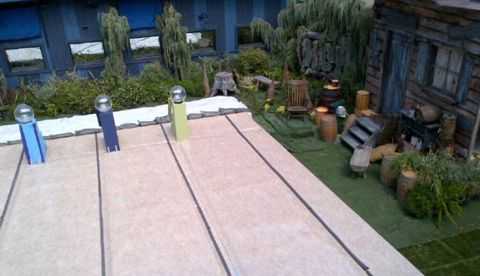 Big Brother 14 - Episode 16 HoH competition