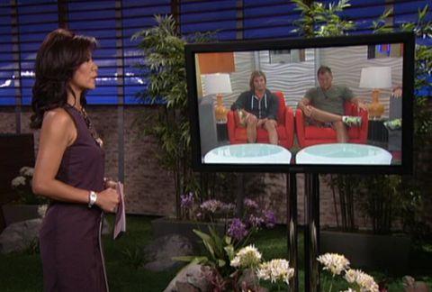 Big Brother 14 host Julie Chen