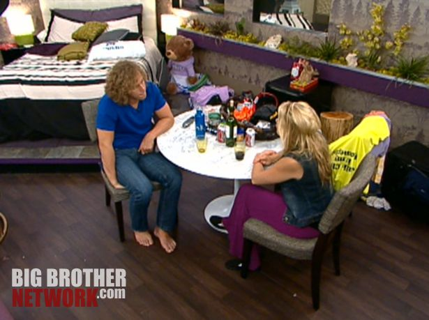 Frank & Ashley date – Big Brother 14