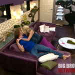 Frank & Ashley kiss - Big Brother 14