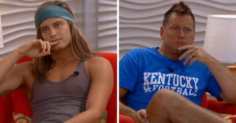 Big Brother 14 - Wil and Joe face eviction