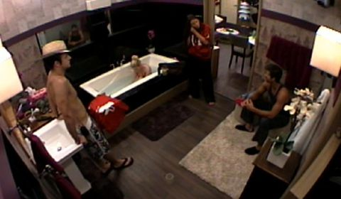 Big Brother 14 HoH room nominations