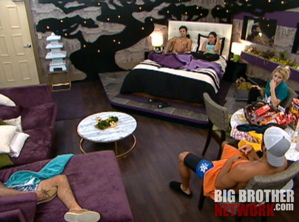 Big Brother 14 – An alliance of 5