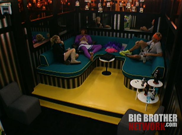 Big Brother 14 - Boogie pitches his plan to Britney