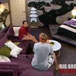 Big Brother 14 - Boogie pitches his plan to Danielle