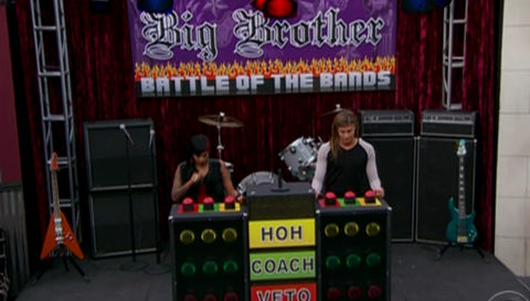 Big Brother 14 Week 5 HoH competition