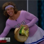 Frank announces Have-Not comp - Big Brother 14