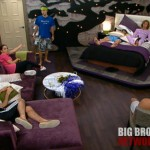 Nominee discussion in HoH room - Big Brother 14