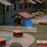 Ian's dog house - Big Brother 14