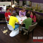 Poker in the HoH room - Big Brother 14