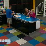 Joe, Wil, and Britney - Big Brother 14
