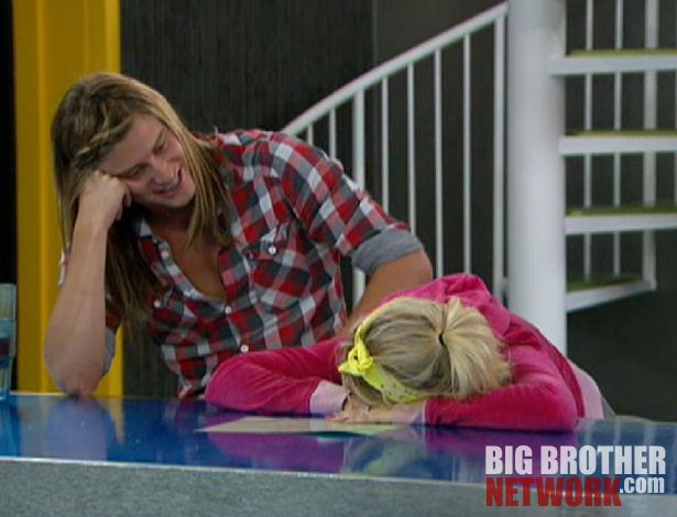 Wil and Britney – Big Brother 14