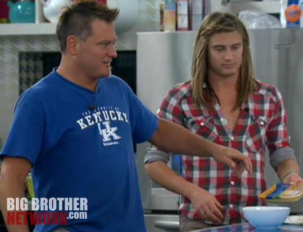 Wil and Joe – Big Brother 14