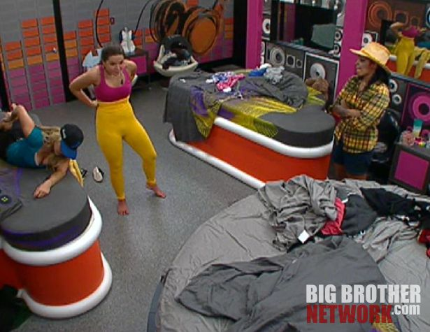 HGs after the Have-Not comp – Big Brother 14