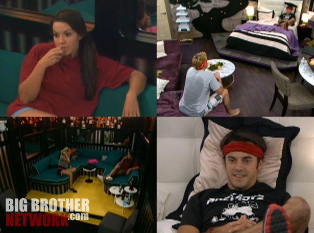 Big Brother 14 – Blindside Mania
