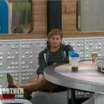 Big Brother 14 - Wil looks worried