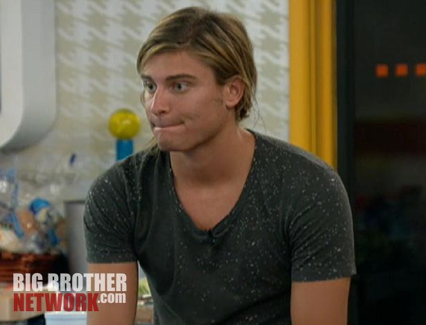Big Brother 14 – Wil after Veto