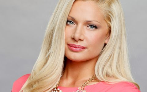 Janelle Pierzina on Big Brother 14