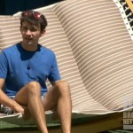 Ian Terry on Big Brother 14