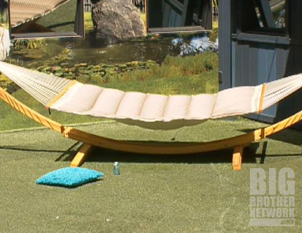 New hammock for HGs