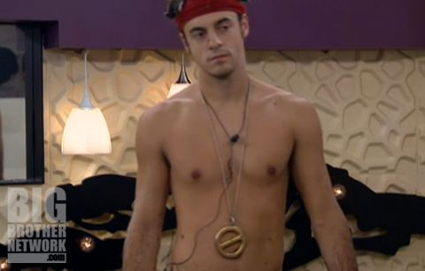 Dan wins Big Brother 14 Veto